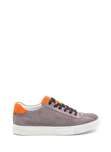 Derimod Erkek Ayakkabı(9158) Sneaker Vizon